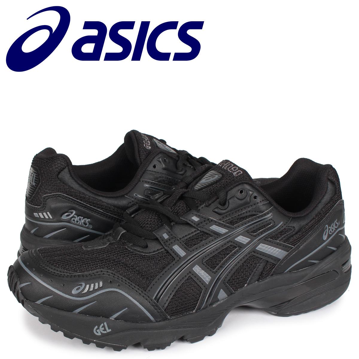 アシックス asics ゲル スニーカー メンズ GEL-1090 ブラック 黒 1021A275-001