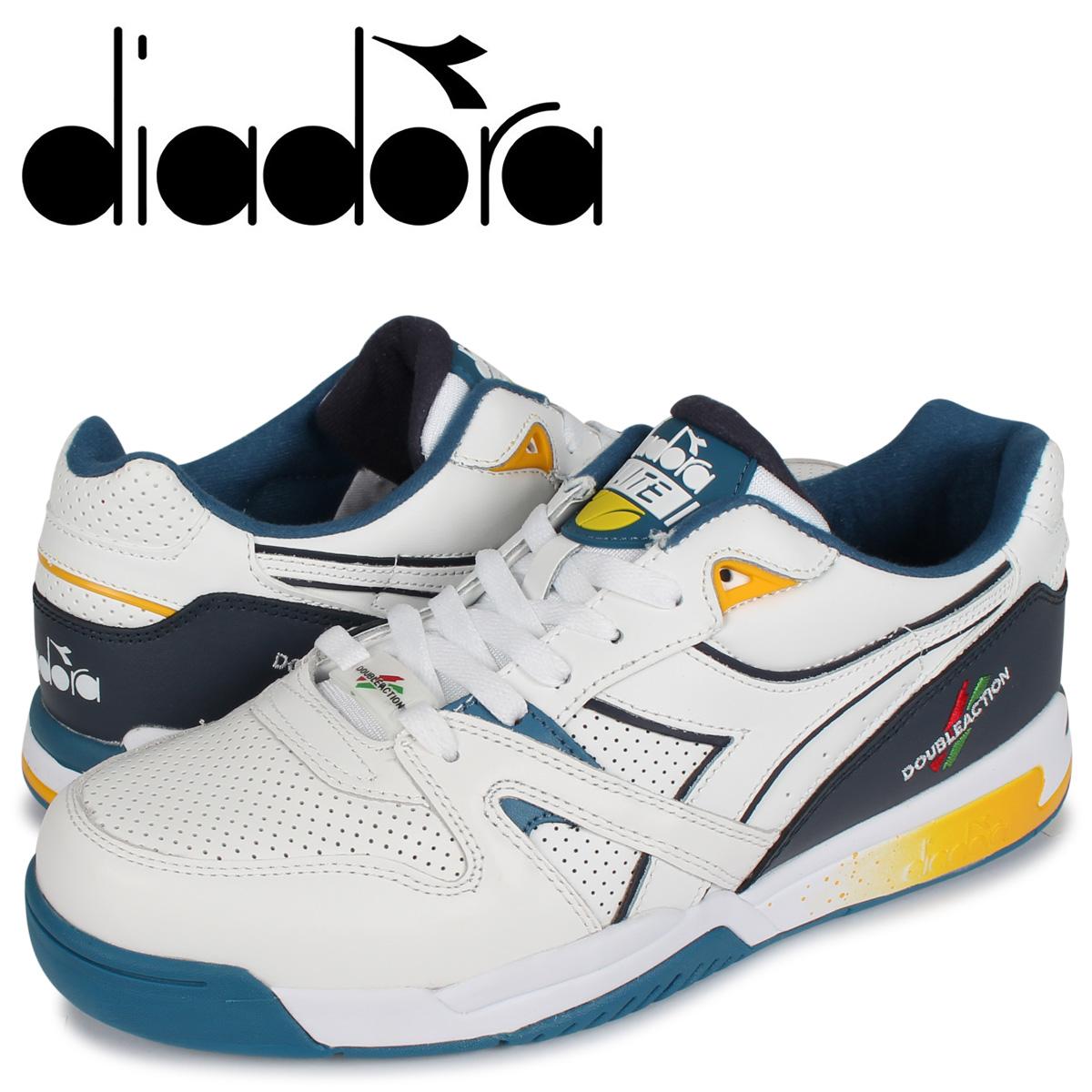 ディアドラ Diadora デュラテック エリート スニーカー メンズ DURATECH ELITE ホワイト 白 175729-8015