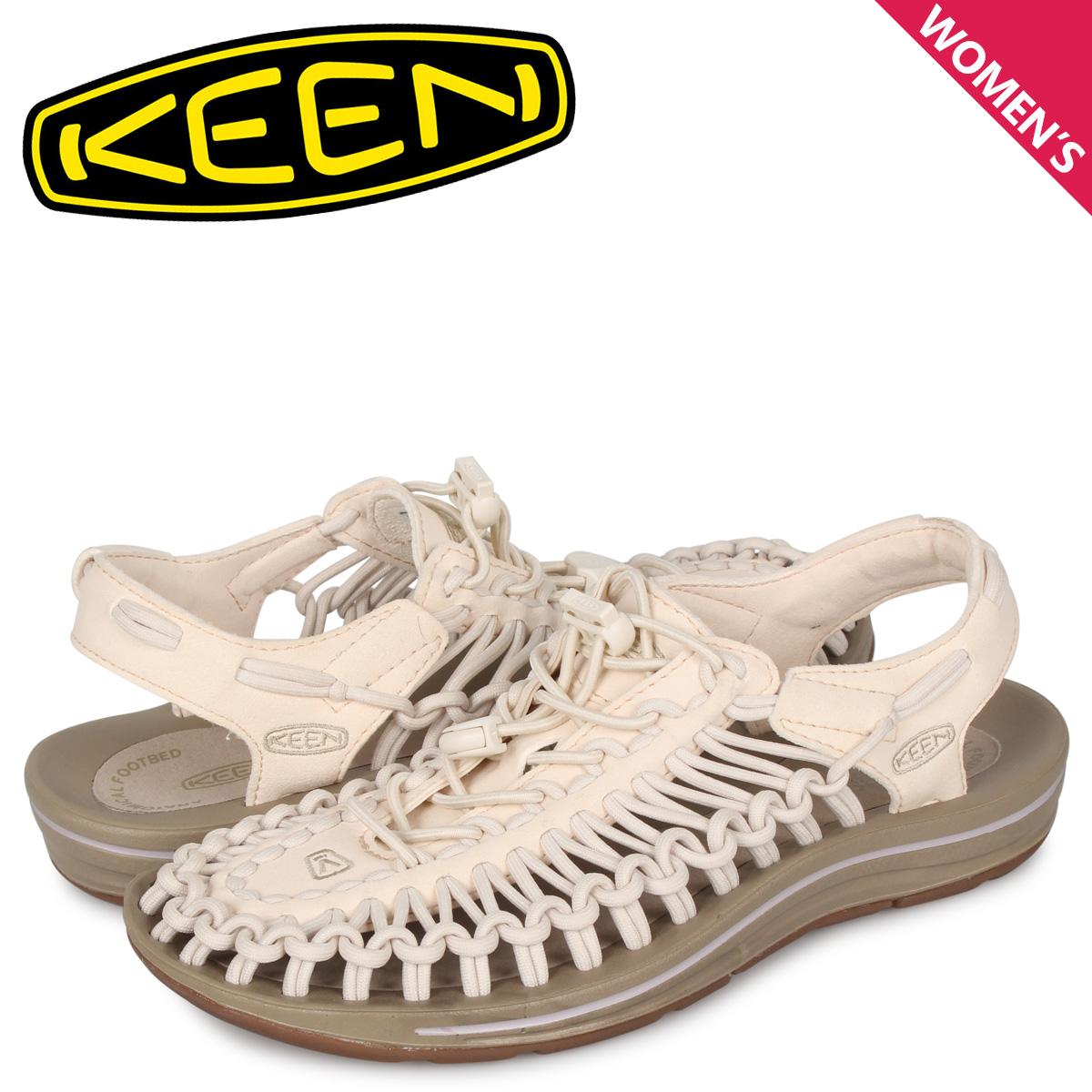 キーン KEEN ユニーク サンダル スポーツサンダル レディース UNEEK ホワイト 白 1018698