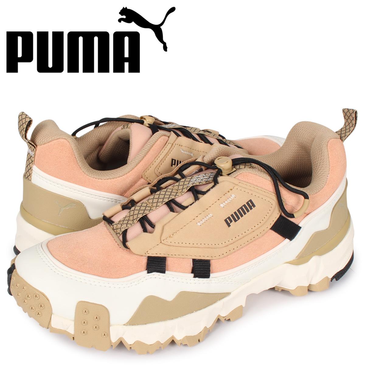 プーマ PUMA トレイルフォックス スニーカー メンズ TRAILFOX OVERLAND PG ピンク 37147501