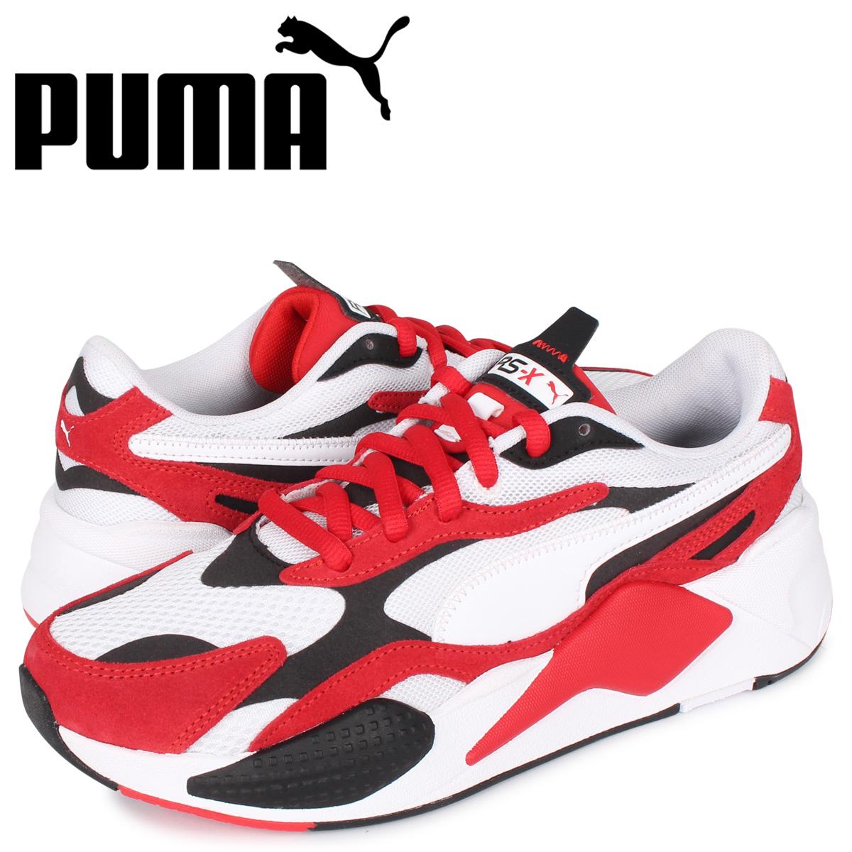 プーマ PUMA スーパー スニーカー メンズ RS-X3 SUPER レッド 372884-01