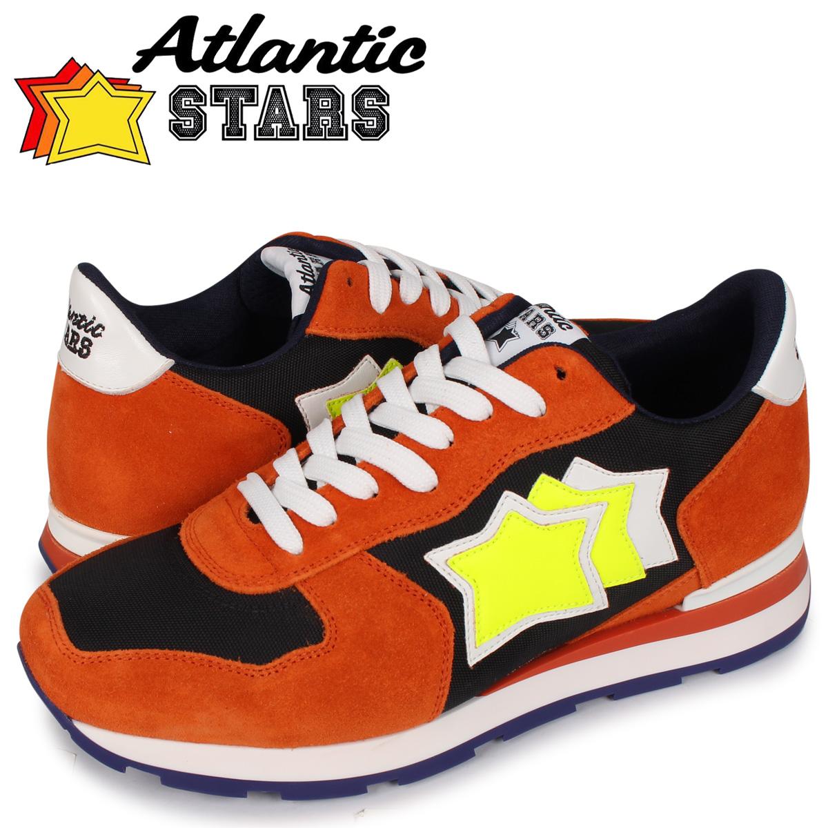 アトランティックスターズ Atlantic STARS アンタレス スニーカー メンズ ANTARES オレンジ ONN-16B [4/7 新入荷]