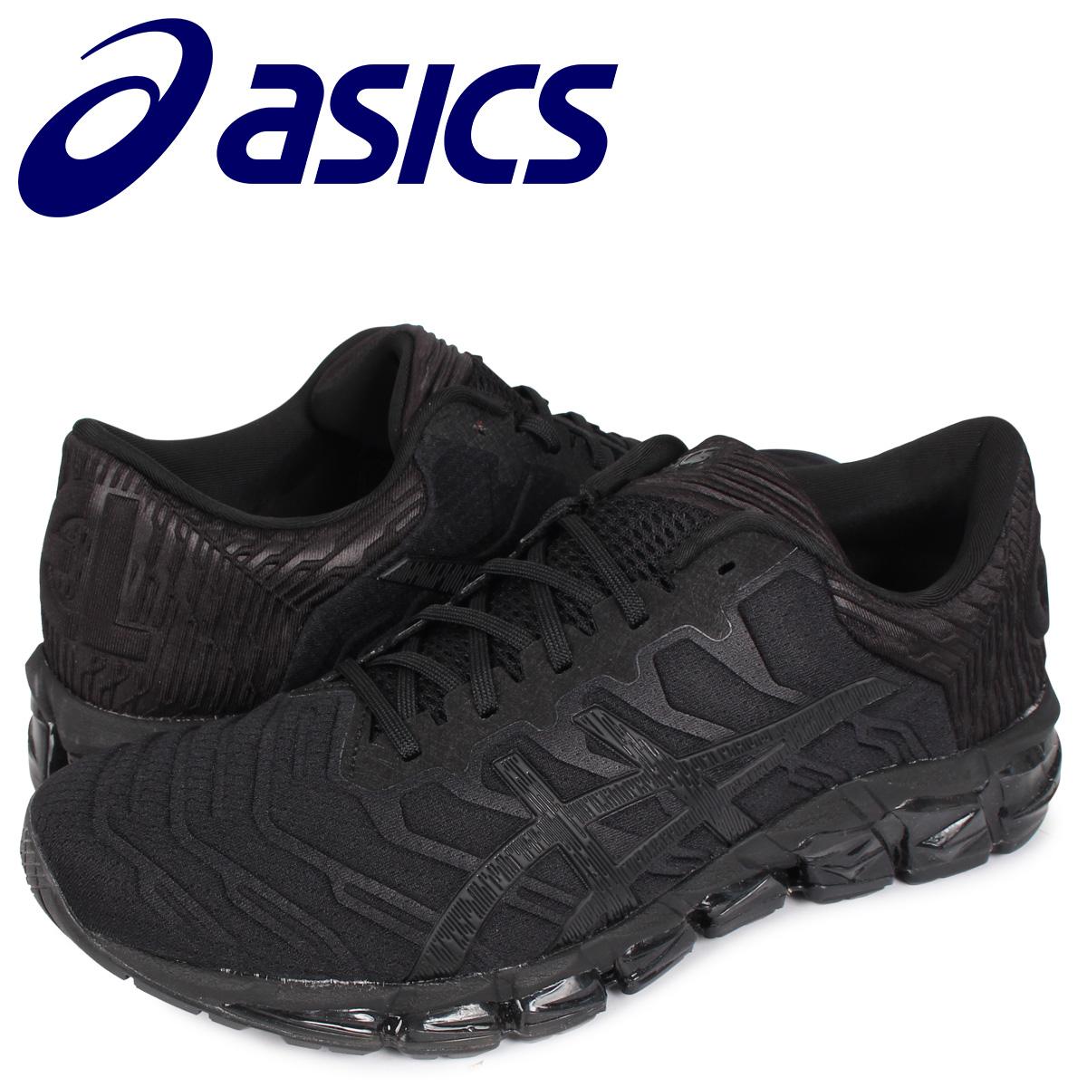 アシックス asics ゲル クァンタム スニーカー メンズ GEL-QUANTUM 360 5 ブラック 黒 1021A113-002