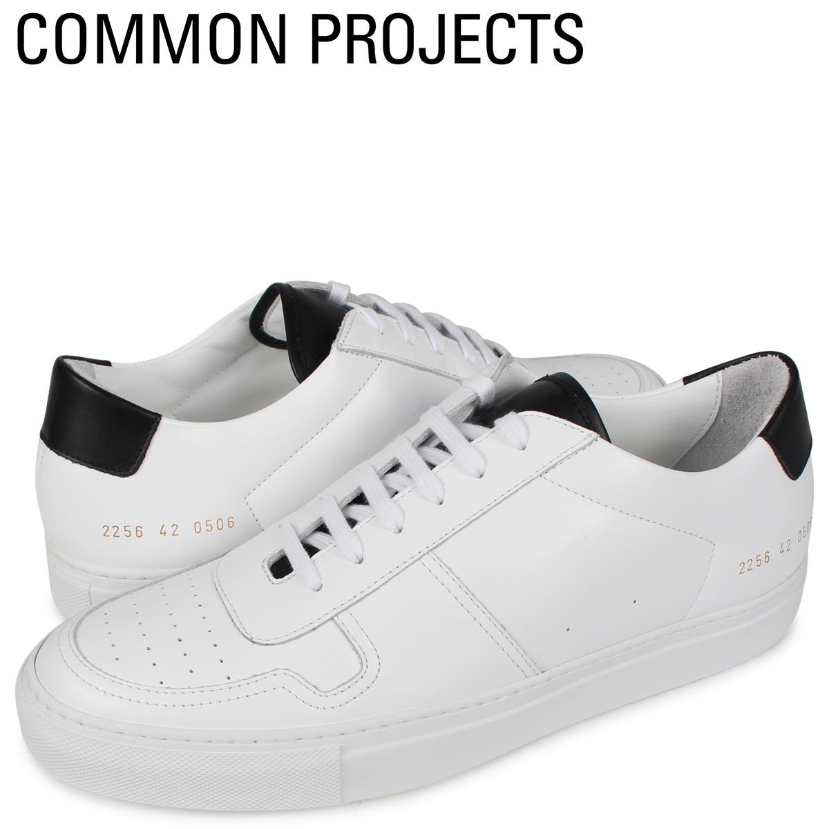 コモンプロジェクト Common Projects ボール ロー レトロ スニーカー メンズ BALL LOW RETRO ホワイト 白 2256-0506 [4/2新入荷]