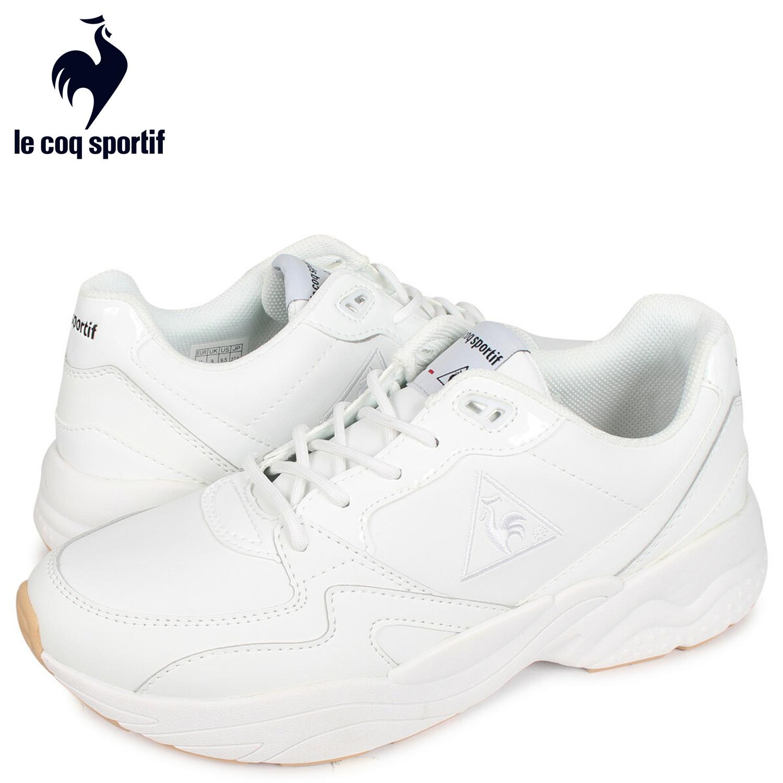ルコック スポルティフ le coq sportif スニーカー メンズ LCS R1800 ホワイト 白 QL1PJC27WH [3/28 新入荷]