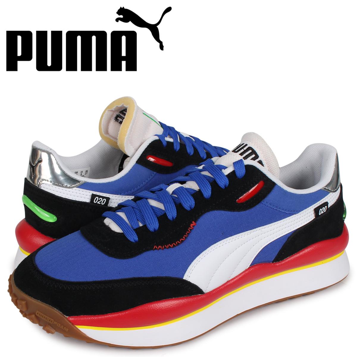 プーマ PUMA スタイル ライダー スニーカー メンズ STYLE RIDER ホワイト 白 37115001