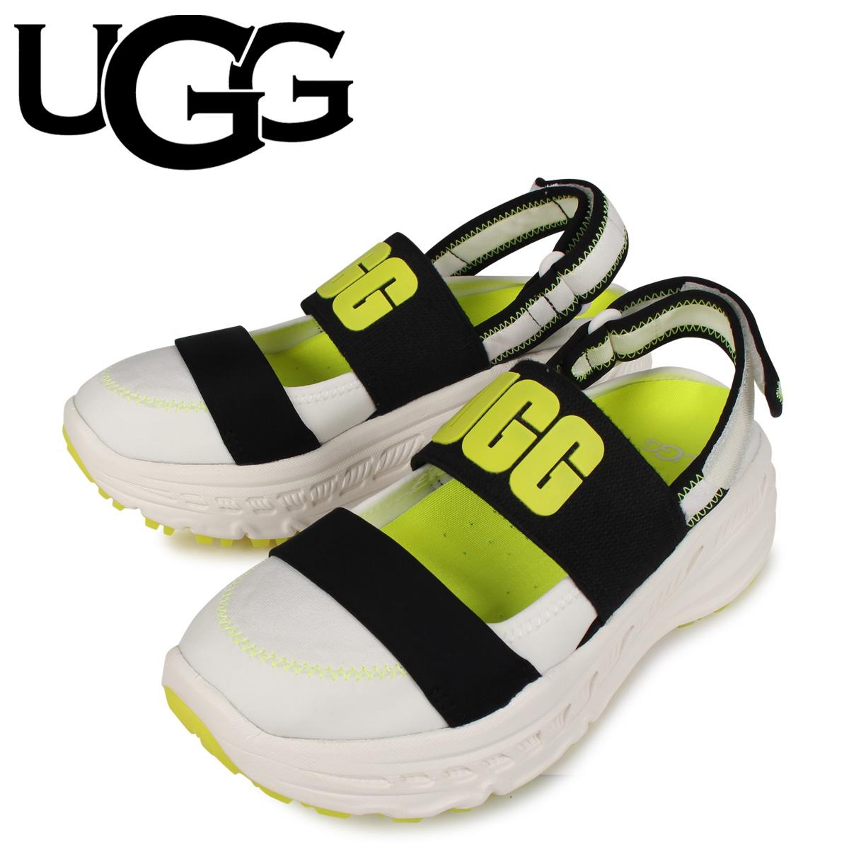 UGG アグ スニーカー スリングバック ランナー レディース SLINGBACK RUNNER ホワイト 白 1097452 [3/19 新入荷]