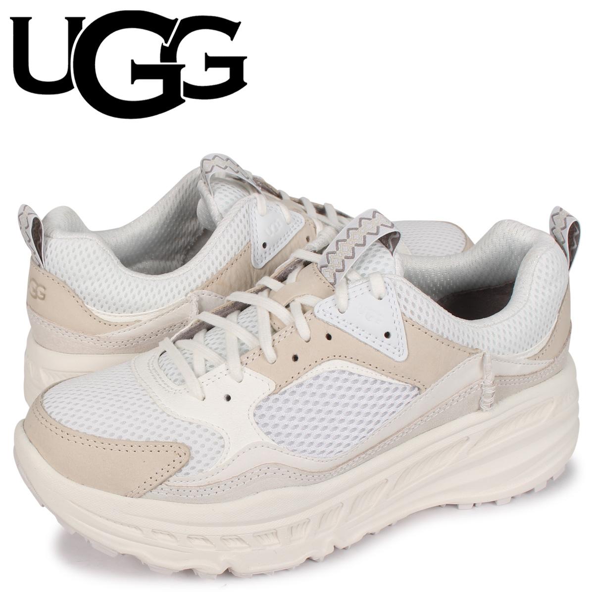 UGG アグ スニーカー メッシュ メンズ レディース CA805 MESH ホワイト 白 1108037 [3/19 新入荷]