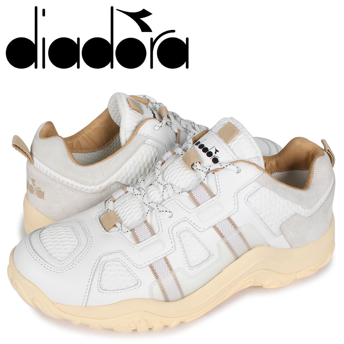 ディアドラ Diadora アルパカ スニーカー メンズ ALPACA ホワイト 白 176336-0657 [4/23 新入荷]