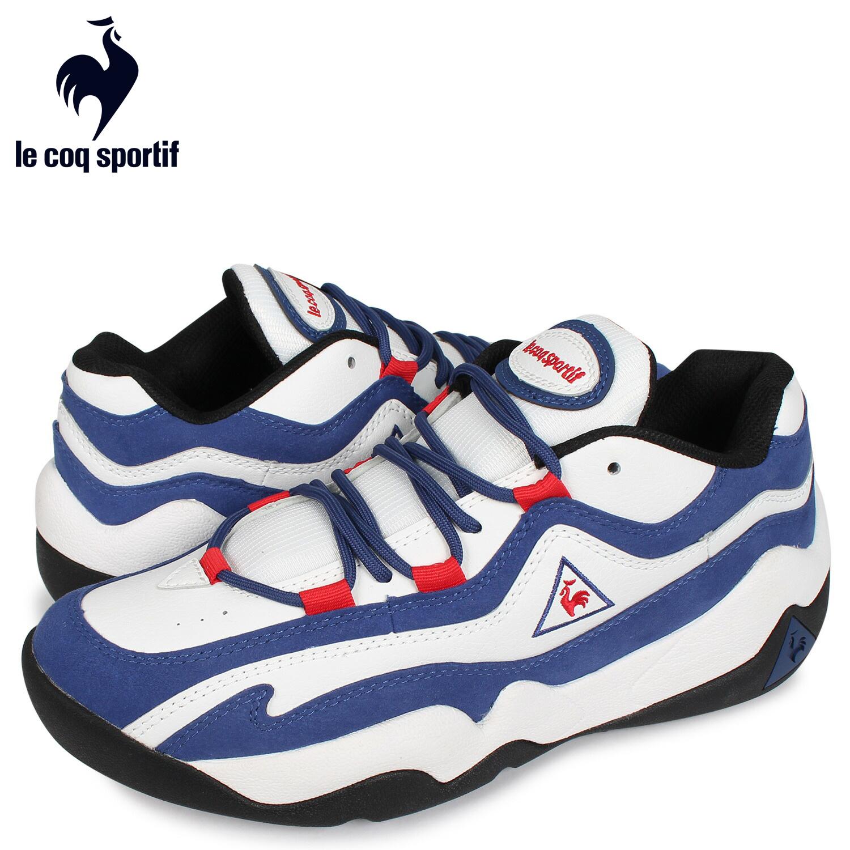 ルコック スポルティフ le coq sportif スニーカー メンズ LCS TR 2 ホワイト 白 QL2PJC25NW [4/1 新入荷]