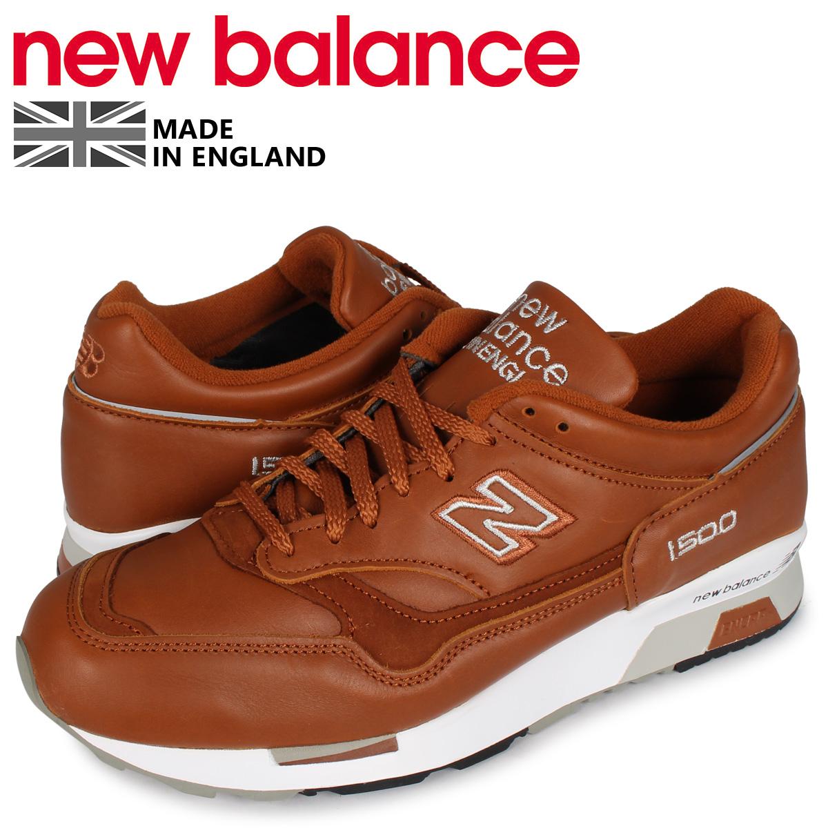 ニューバランス new balance 1500 スニーカー メンズ Dワイズ ブラウン M1500TN [4/14 新入荷]