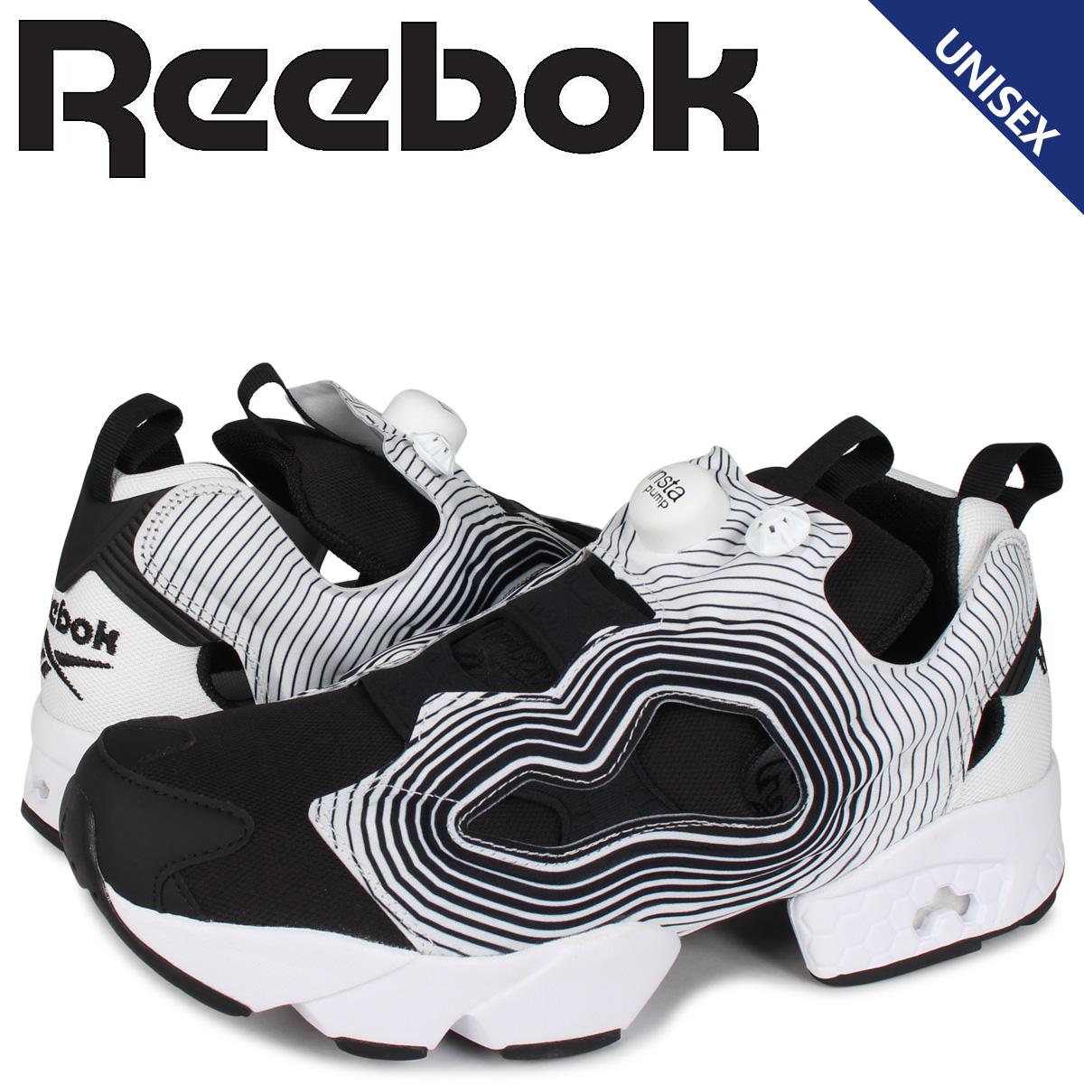 【お買い物マラソンSALE】 リーボック Reebok インスタ ポンプフューリー スニーカー メンズ レディース INSTAPUMP FURY OG NM ブラック 黒 FV4501
