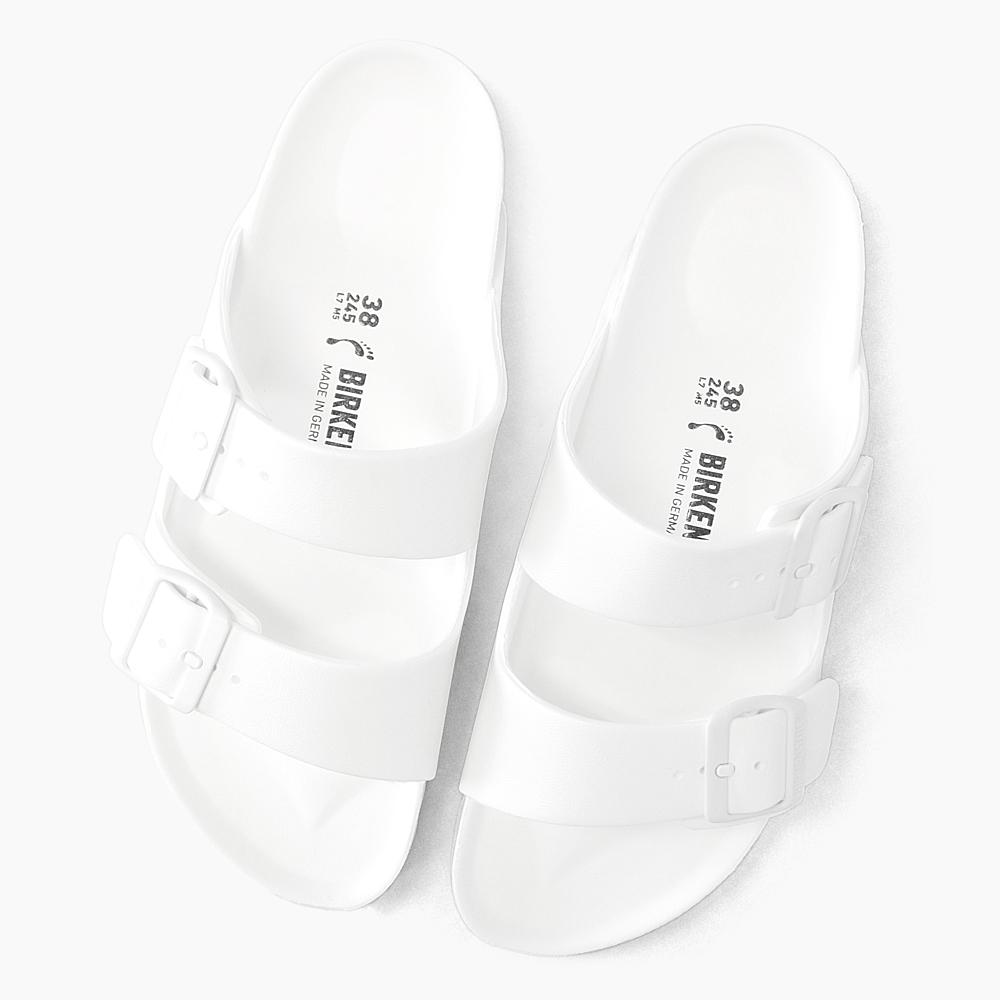 4073e8f353aa BIRKENSTOCK Birkenstock EVA ARIZONA Arizona Womens mens WHITE white white  NAVY Navy Navy Blue BLACK Black Black Sandals wide narrow wide BIRKEN  vilken stock ...