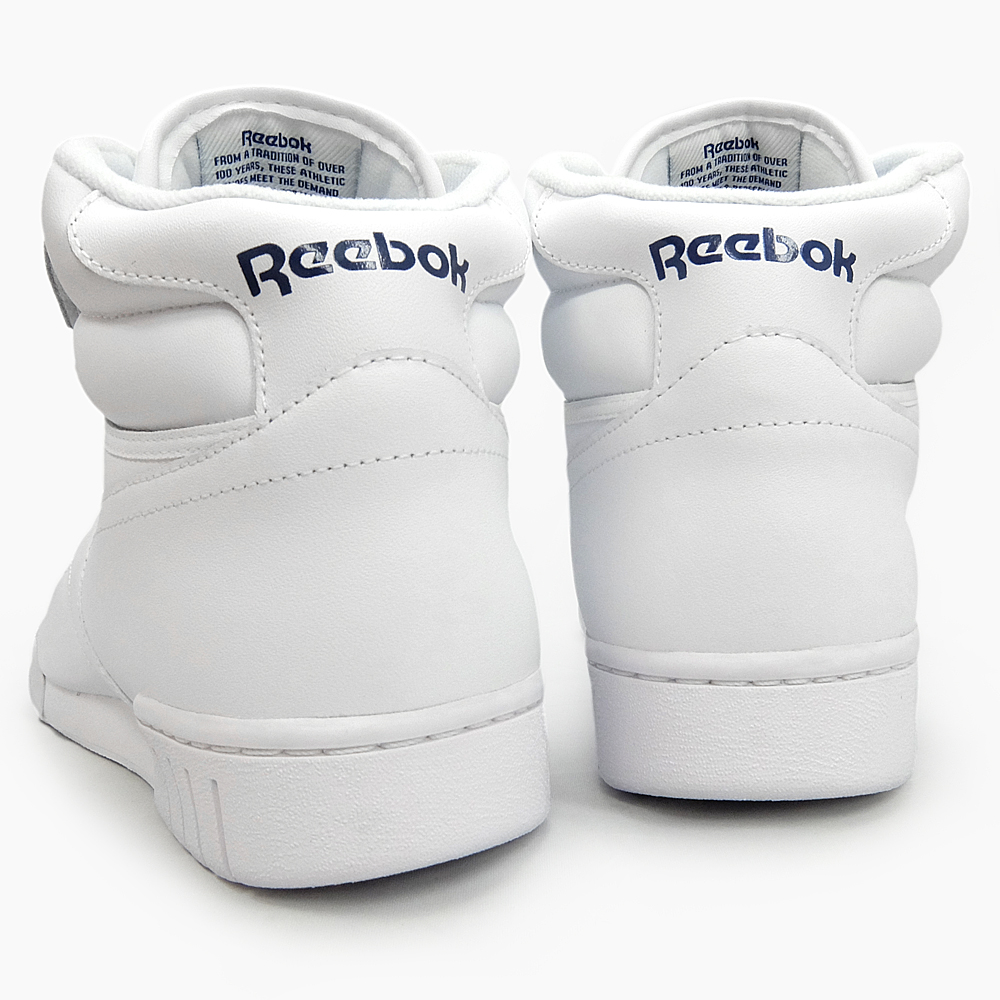 Reebok sneakers REEBOK EX O FIT HI INTWHITE 3477 Reebok higher frequency elimination sneakers white REEBOK CLASSIC Reebok classical music white