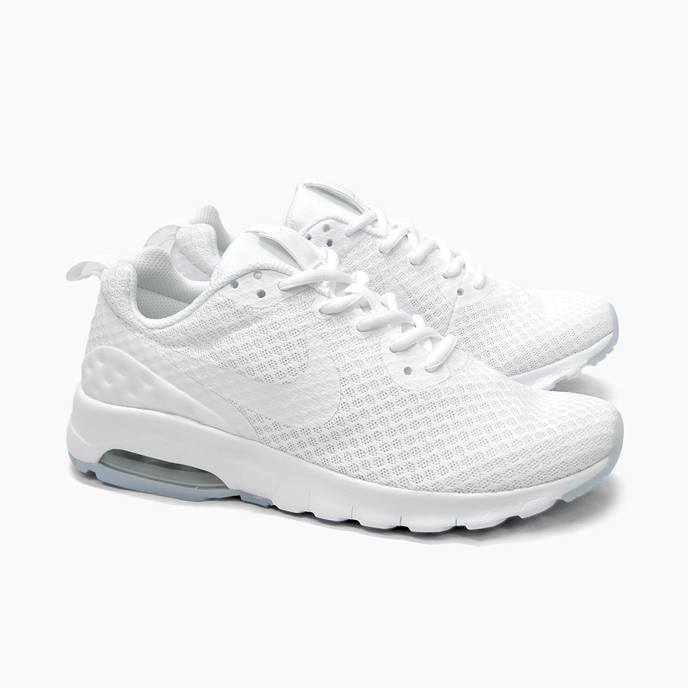 Mens Nike Air Max Motion White