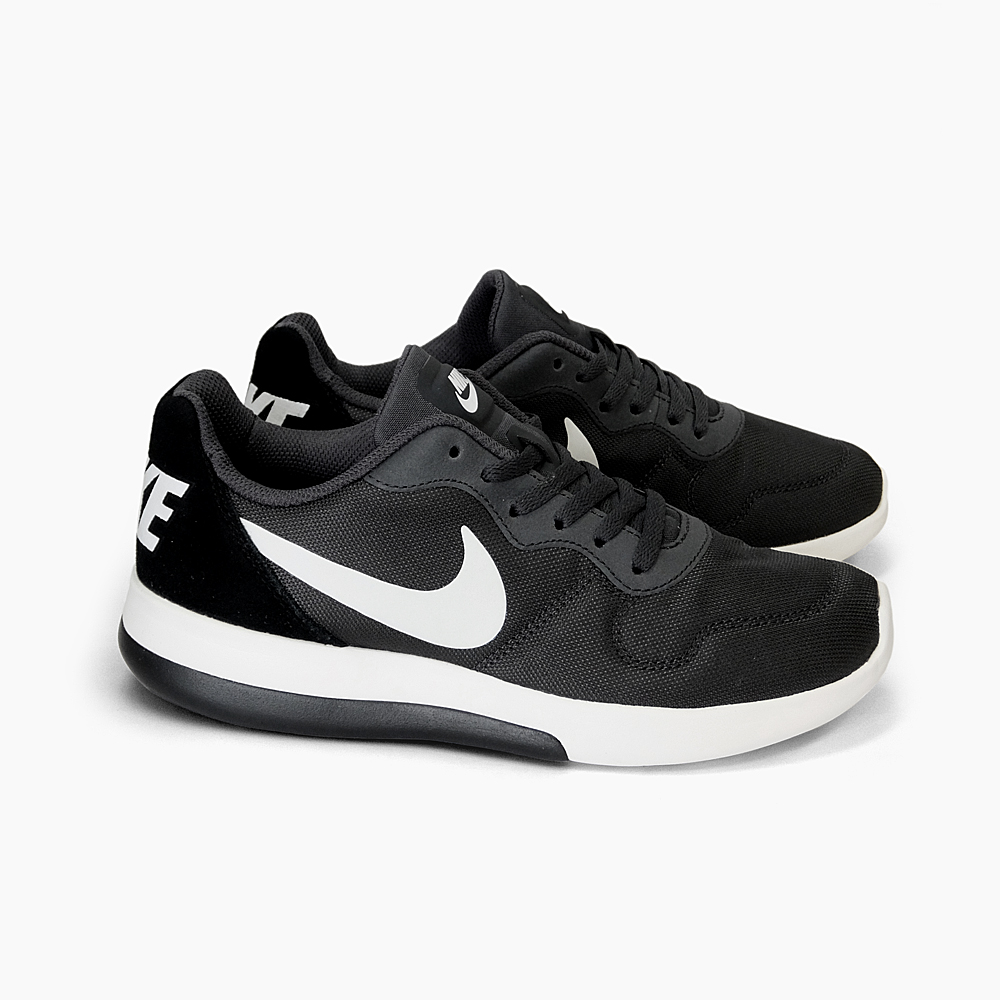 NIKE WMNS MD RUNNER 2 LW 844901-001 Nike sneakers Womens MD runner 2 black  / grey / white ladies mens shoes black white running shoes SNEAKER SHOES  shoes ...