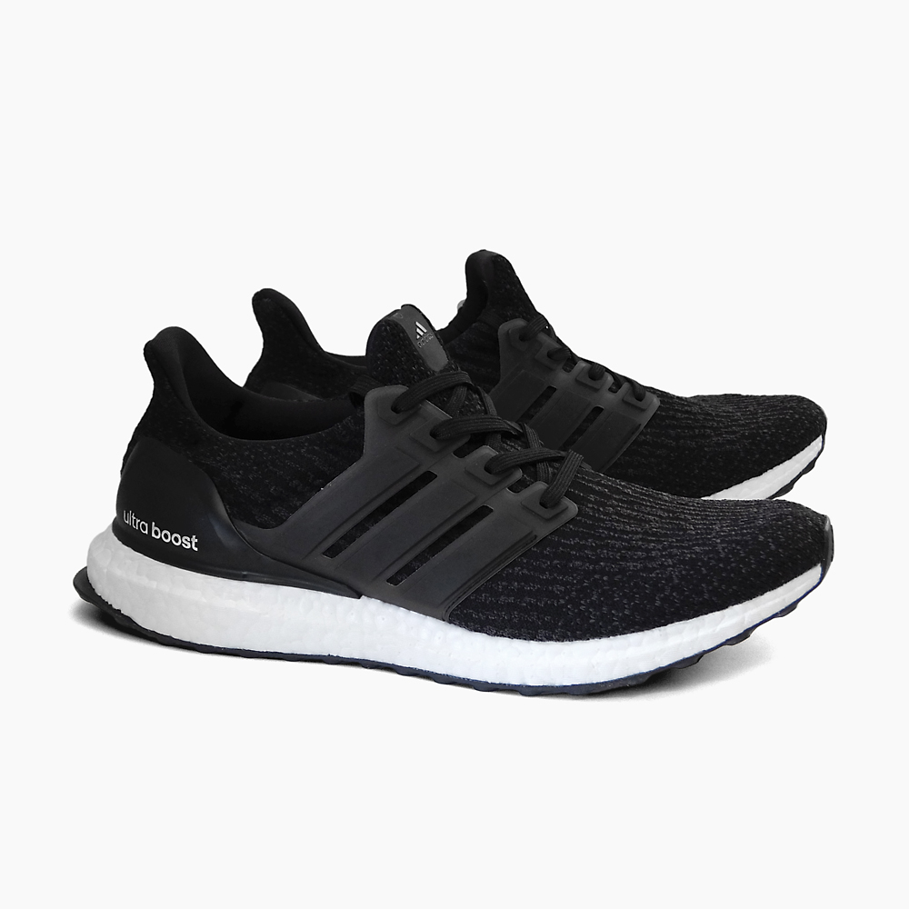 7afca35c11feb ADIDAS ULTRA BOOST 3.0  BA8842 CORE BLACK CORE BLACK DARK GREY  Adidas  ultra boost most new work sneakers men black gray white Symplocos  prunifolia white ...