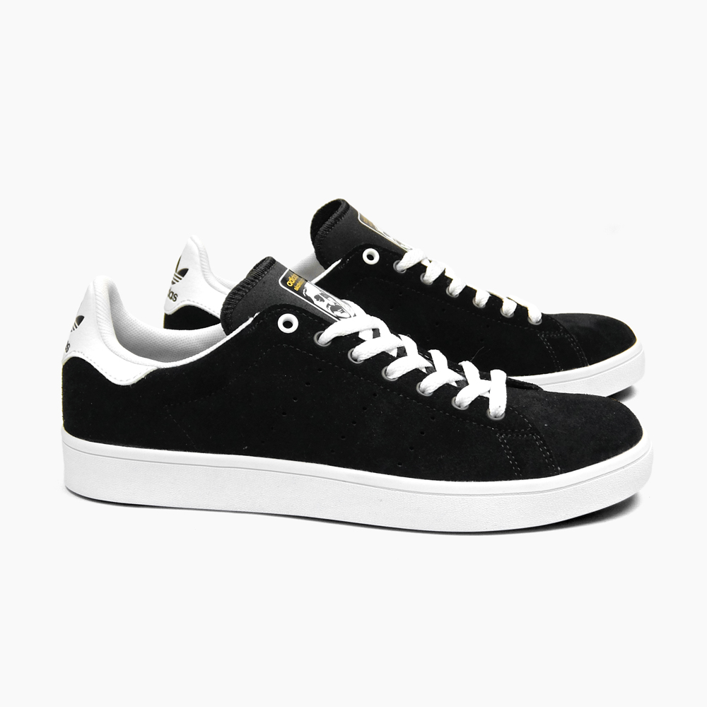 hot sale online 95ae8 0d647 ADIDAS SKATEBOARDING Adidas Stan Sumi Suva Luke STAN SMITH VULC BB8743  BLACK/WHITE men ADIDAS STAN SMITH Adidas Stan Smith black black white white  ...