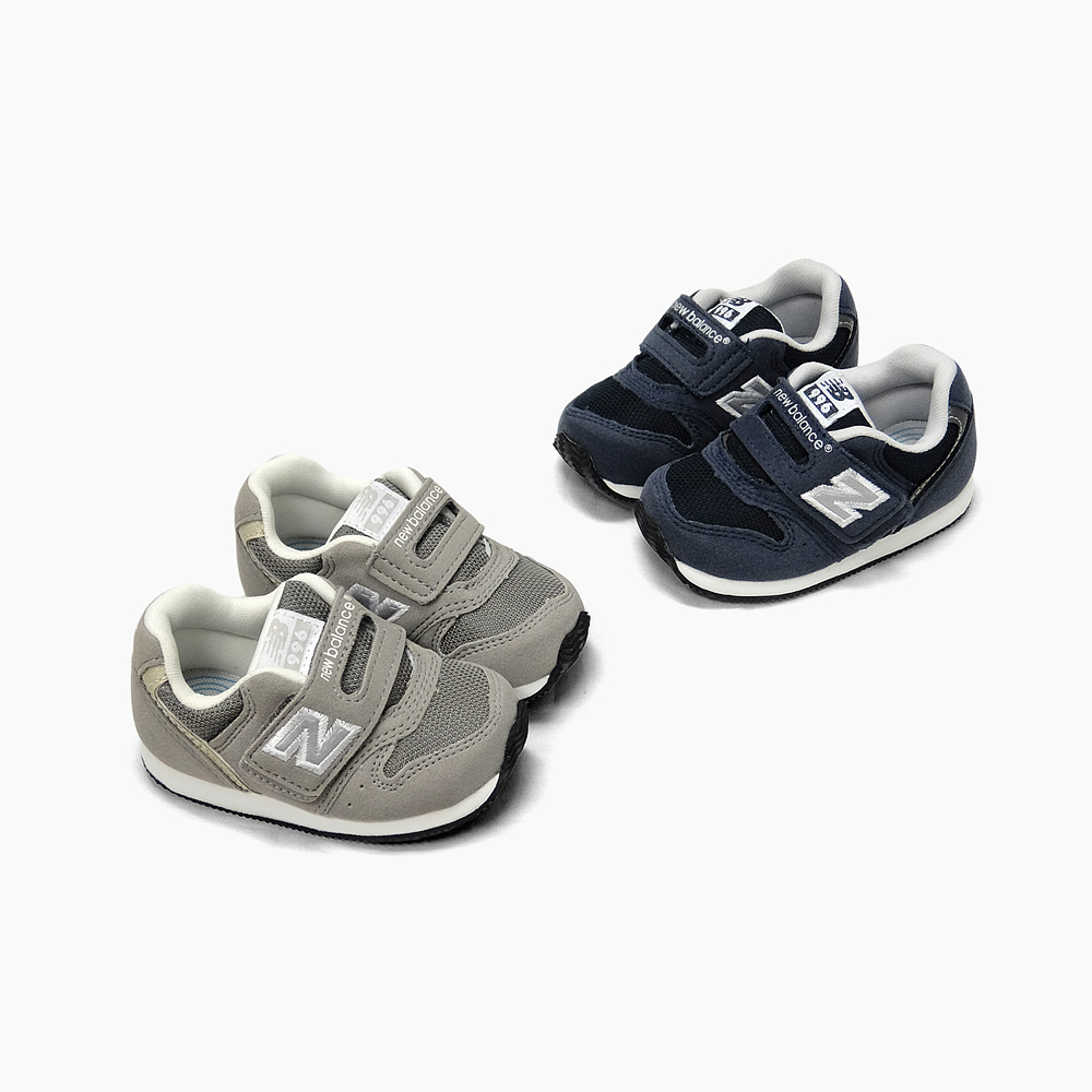 445d49dbbca1 NEW BALANCE INFANT New Balance kids sneakers FS996 GREY NAVY FS996CAI  FS996CEI 996 NEWBALANCE gray navy KIDS ベビーインファント child baby shoes child  shoes ...