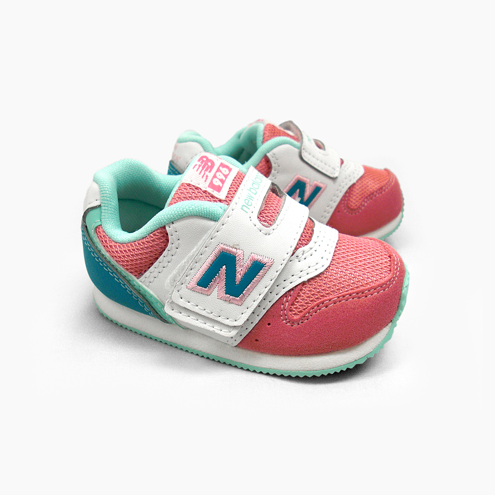 NEW BALANCE new balance baby kids sneakers NEWBALANCE SNEAKER SHOES, INFANT  FS996 PINK/TURQUOISE FS996PTI996 kids boys boys girls girls KIDS children  baby ...