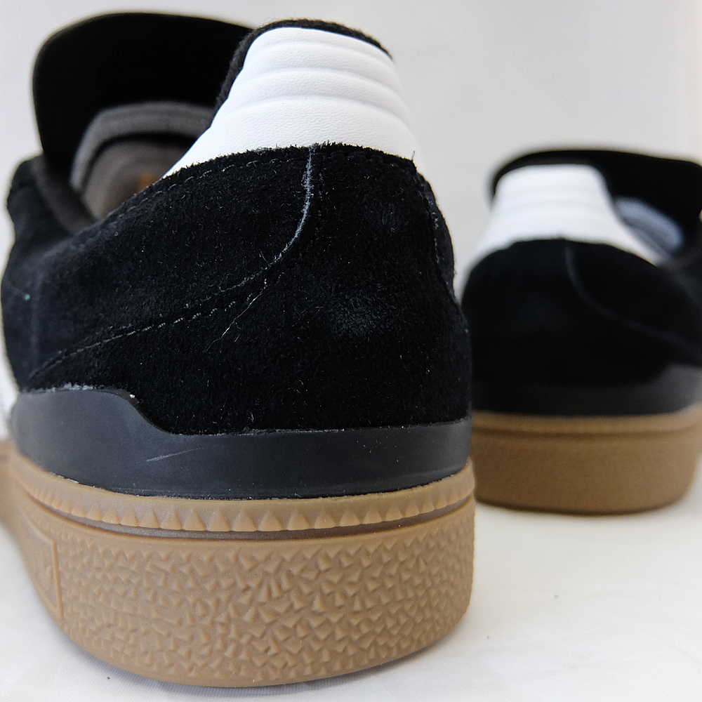 85726c670c6 ADIDAS SKATEBOARDING BUSENITZ PRO adidas sneakers skate shoes men s G48060  BLACK WHITE GOLD METALLIC ADIDAS ORIGINALS original subusenitz Pro black  and ...