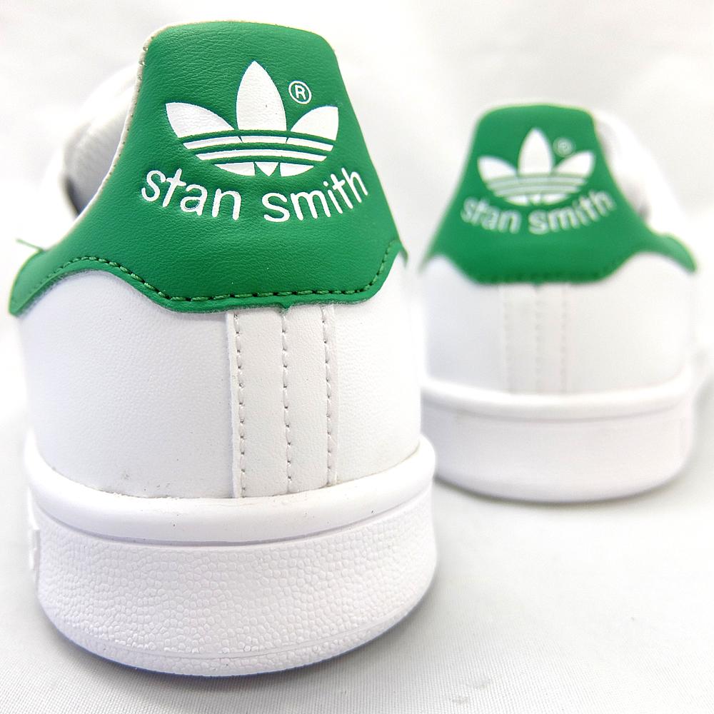 ADIDAS adidas Stan Smith STAN SMITH J M20605 RUNNING WHITE/RUNNING WHITE/FAIRW STANSMITH adidas