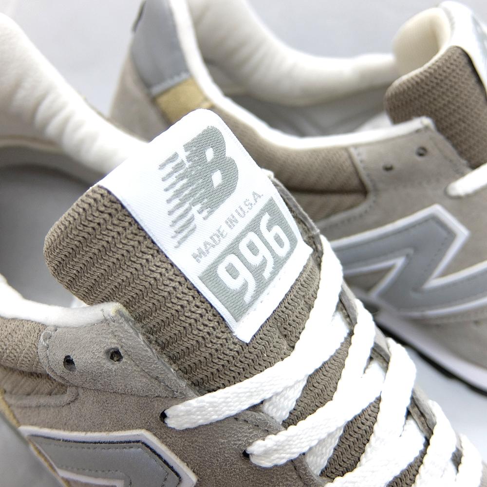 new balance men's m996 classic sneaker