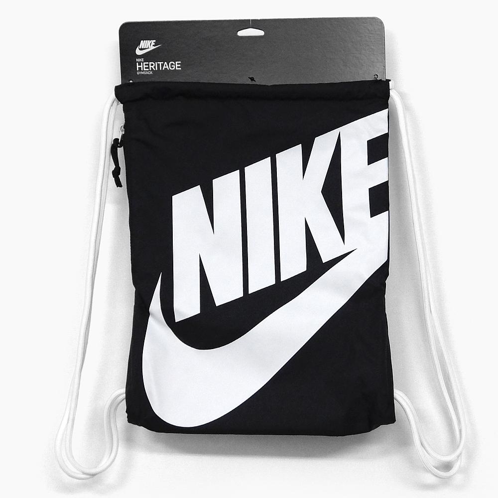 fac87ed5d6f3 NIKE Nike HERITAGE GYM SACK heritage Jim k knapsack knapsack DrawString  BACKPACK daypack backpack pouch in bag training sports BAG bag mens Womens  kids ...
