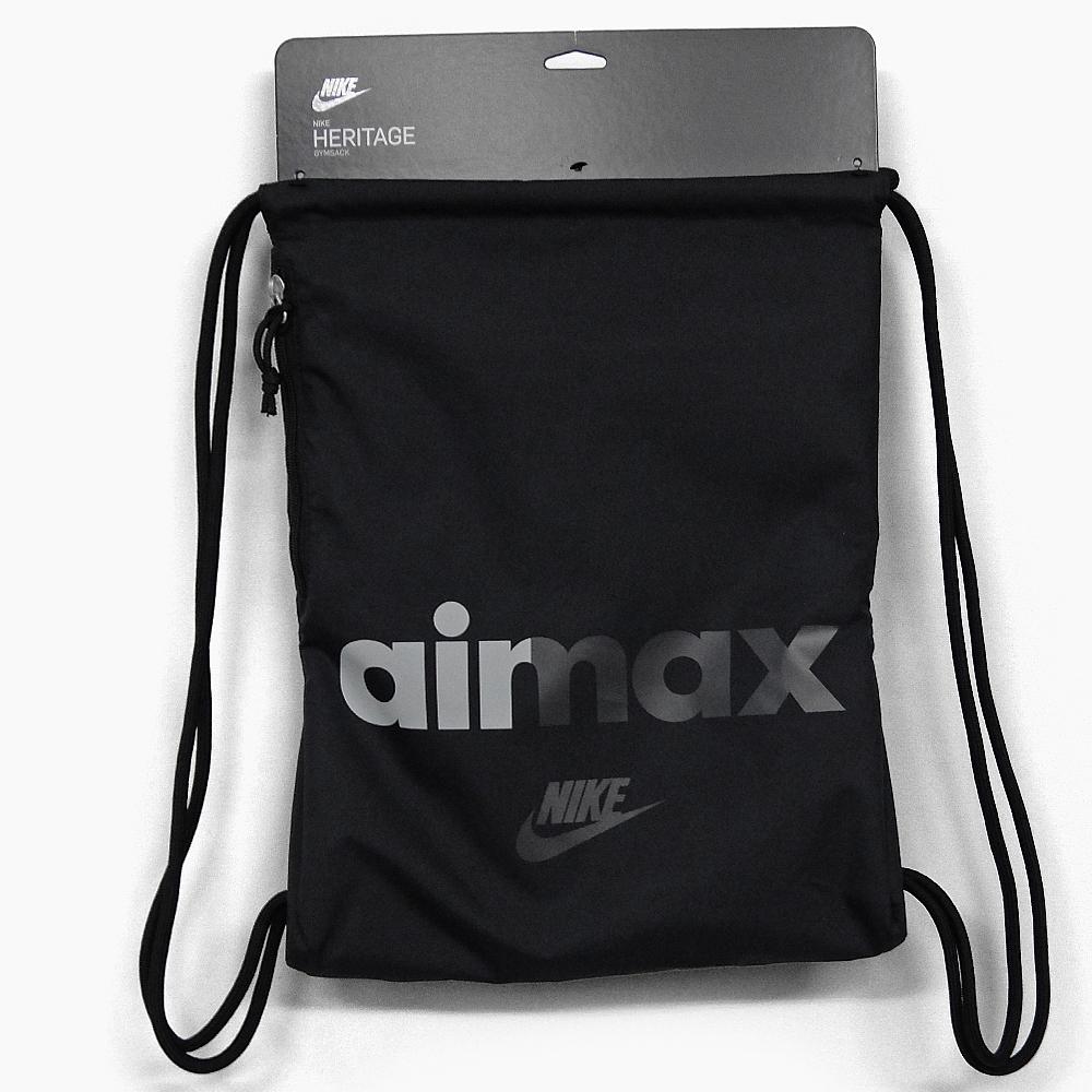 2af7fdbdbea Nike Heritage Drawstring Gym Bag   ReGreen Springfield