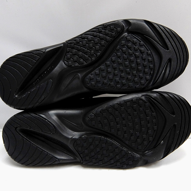 2019 SPRING ナイキ メンズ ズーム [AO0269-002 BLACK/BLACK-ANTHRACITE] NIKE ZOOM 2K 黒 新作 ナイキ オールブラック スニーカー 2000 ダッドスニーカー ブラック