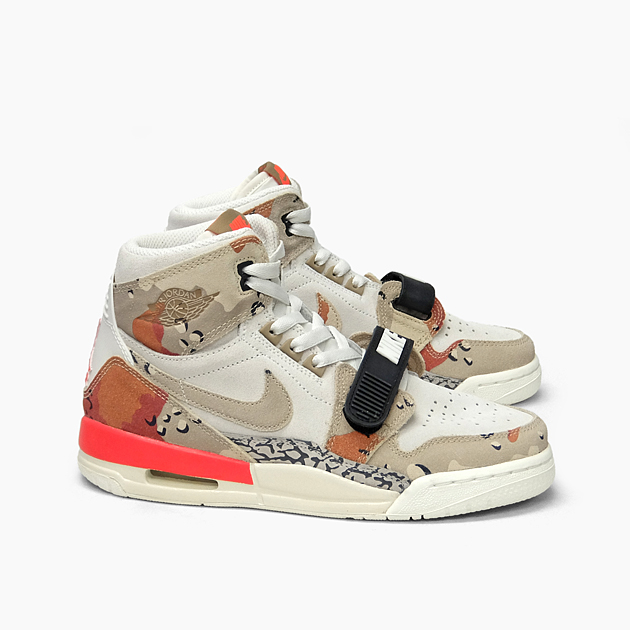 more photos 653e3 62e2d NIKE Nike Air Jordan Legacy AIR JORDAN LEGACY 312 GS DESERT CAMO[AT4040-126  BEIGE/KHAKI] Lady's-adaptive girls Boys mid cut sneakers beige camouflage  ...