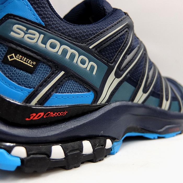 salomon 3d chassis gore-tex argentina