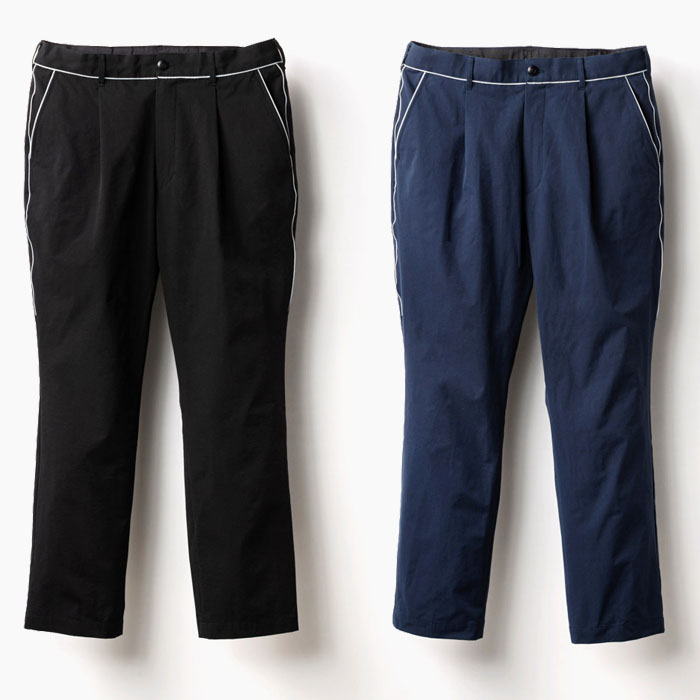 【30%OFF】DCBA SLACKS [5128J071] スラックス メンズ パンツ 黒/ネイビー 20SS 新作