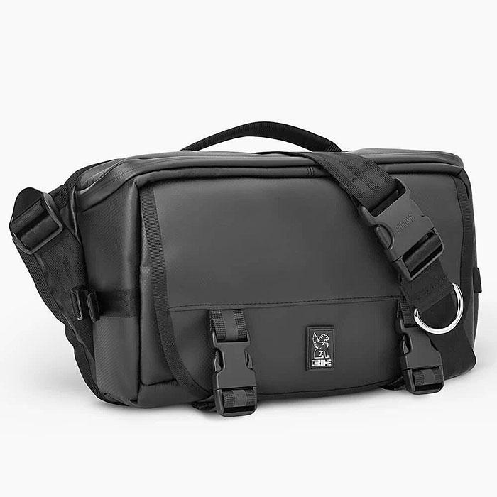 クローム カメラバッグ CHROME NIKO CAMERA SLING 2.0 BG305 5L BLACK/BLACK スリングバッグ 黒 日本正規取扱店