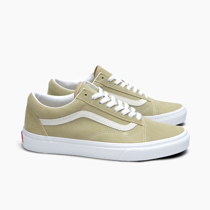 vans old school beige