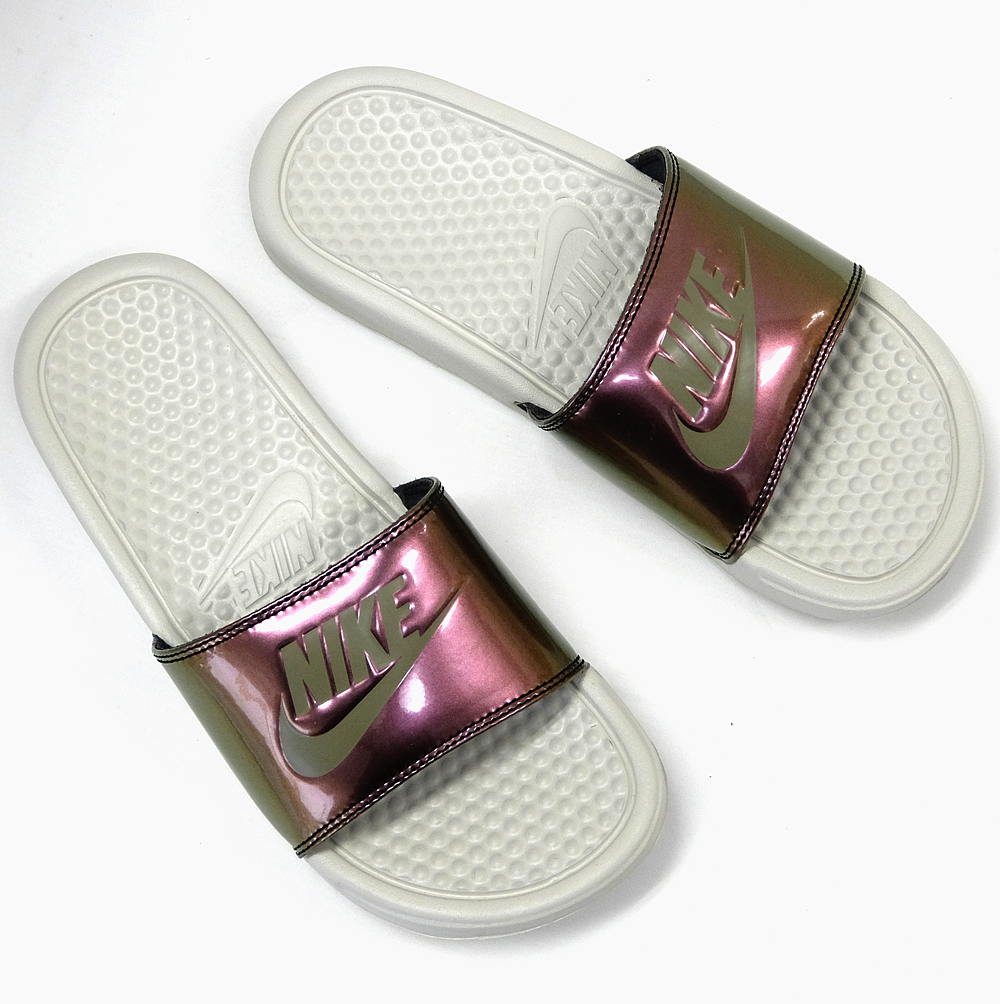 ... Black Source · NIKE WMNS BENASSI JDI PRINT 618919 Nike Womens Benassi  JUST DO IT print Sandals Womens mens