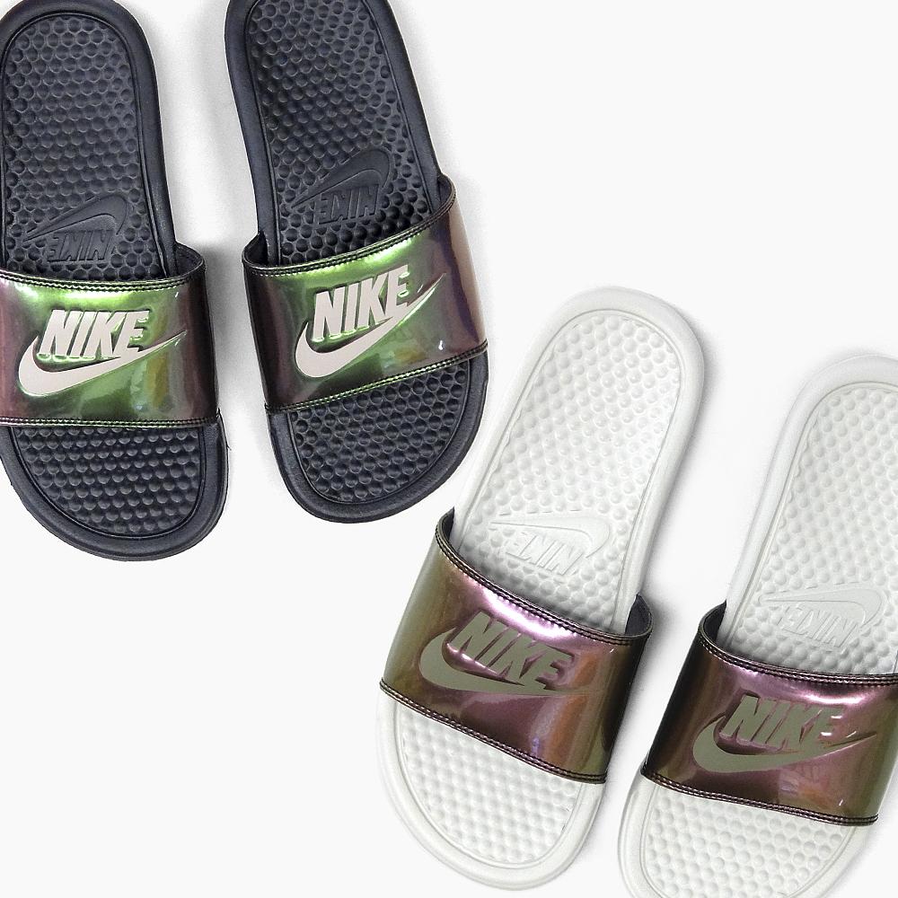 8e7f6a6ed ... amazon nike wmns benassi jdi print 618919 nike womens benassi just do  it print sandals womens