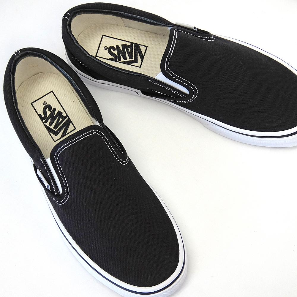 Furgonetas Deslizamiento Negro En Los Zapatos De Las Mujeres zSQZwH4