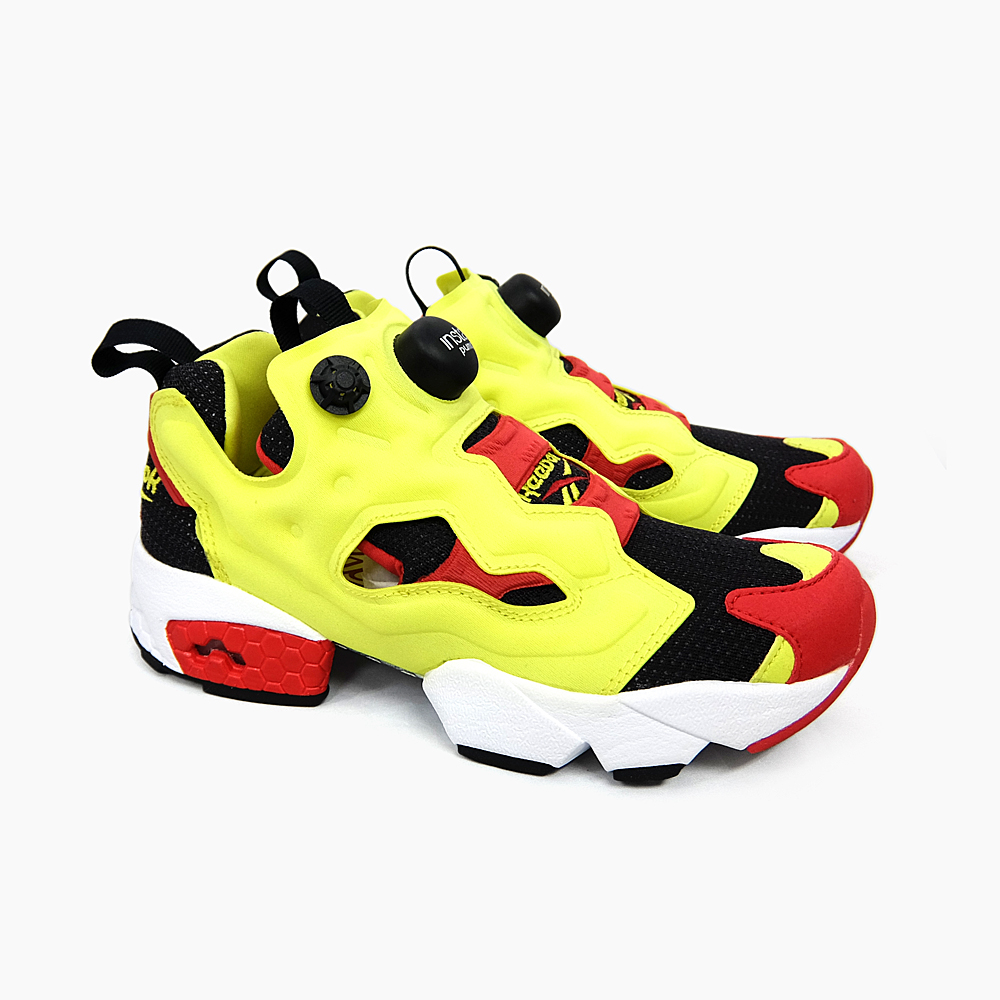88a47d7e92b3 reebok insta pump fury yellow red black cheap   OFF45% The Largest ...