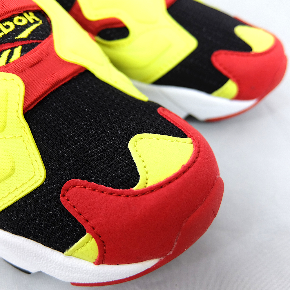 Buy reebok insta pump fury yellow red black   OFF65% Discounted 5c3658d6e