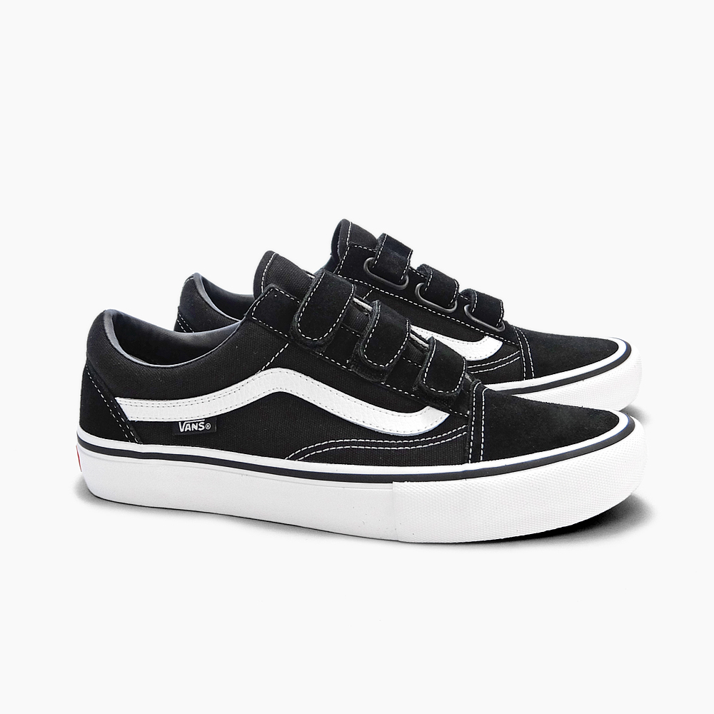 vans old skool pro all suede