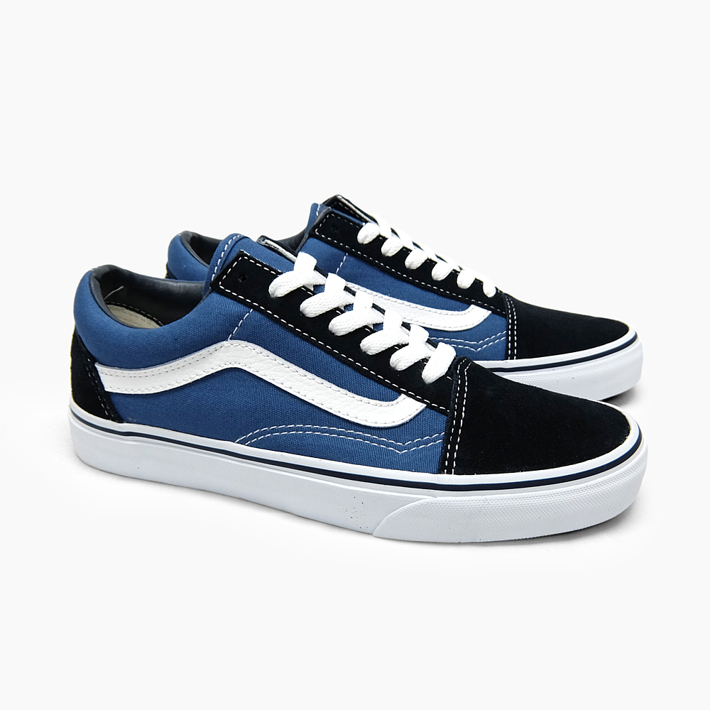best sale really comfortable official store VANS vans old school OLD SKOOL NAVY/WHITE VN-0D3HNVY MEN'S men sneakers  VANS vans OLD SKOOL old school USA plan