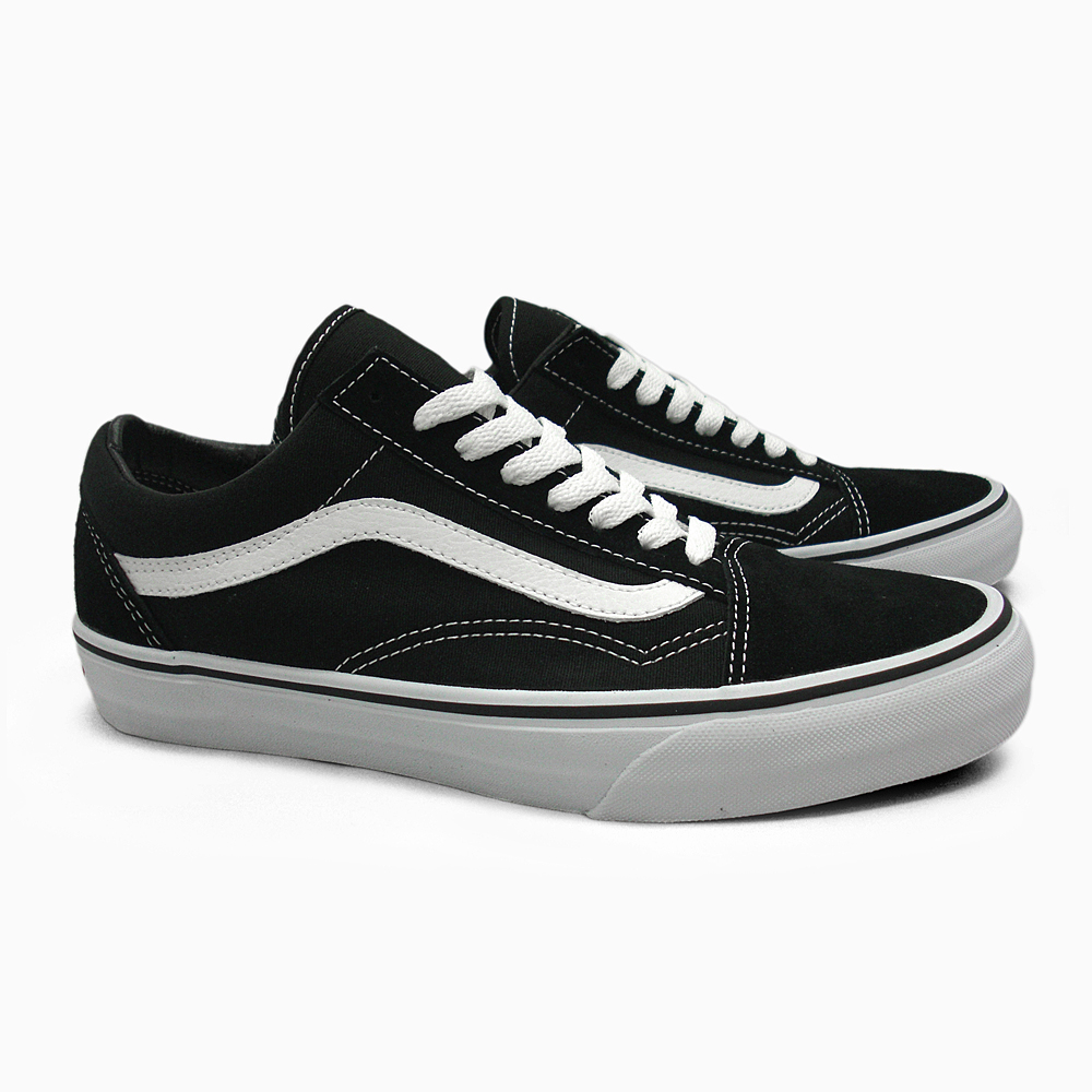 vans old skool canvas herren