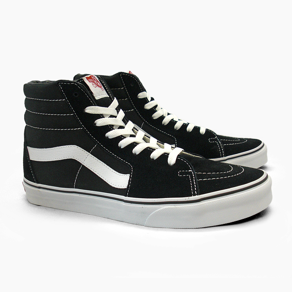 60908e82db VANS vans skating high SK8-HI BLACK VN-0D5IB8C vans skating high black VANS  vans SK8 HI skating high old school