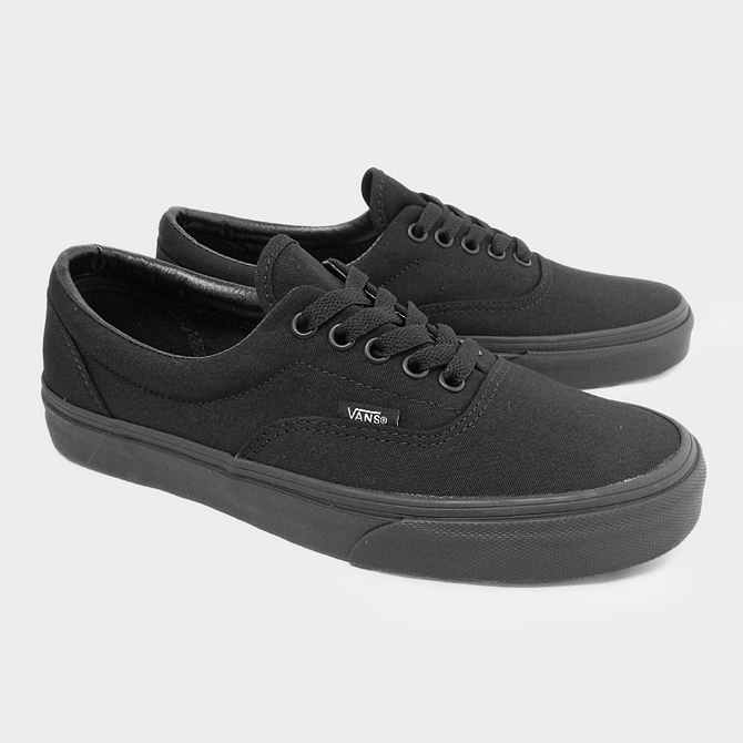 mens all black vans