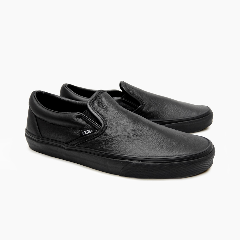 e14988100 vans slip ons leather sale   OFF50% Discounts