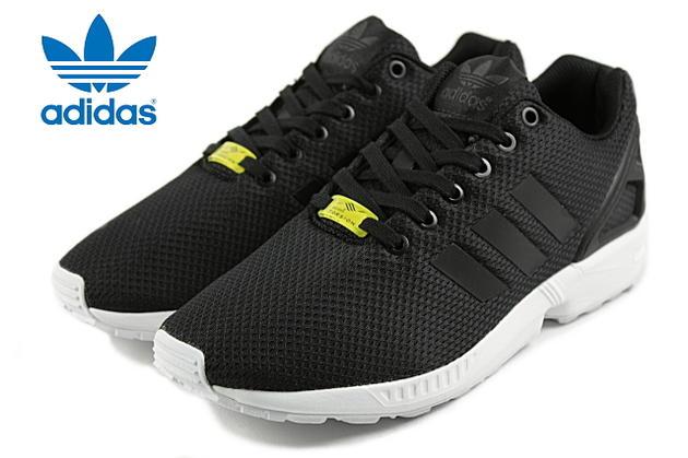 adidas adidas ZX FLUX Zed x-ray flux black black / white M19840