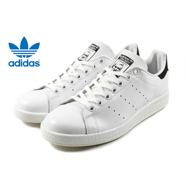 stan smith white black women