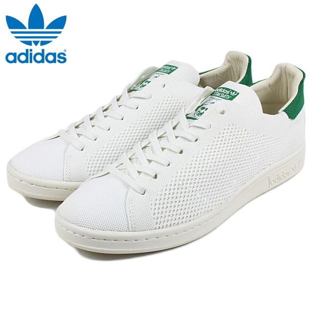 アディダス adidas スタンスミス オリジナル プライムニット FTWホワイト/FTWホワイト/チョークホワイト S75146【FKOJ】【DEAL】