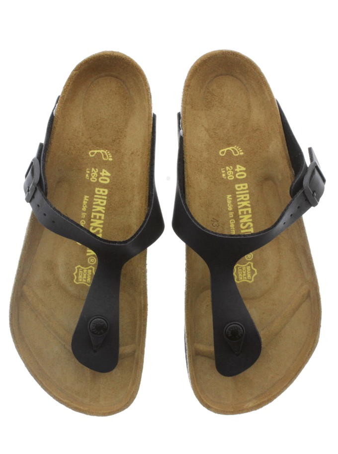 e2d73e98 Classic tong sandals. On an upper part, I use material